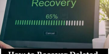 How to Recover Deleted Files from Computer