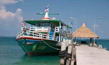 Vacation on Samet Island