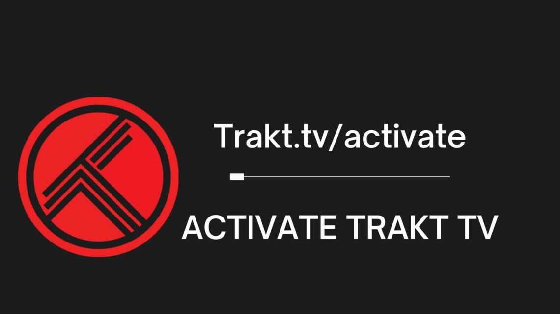 trakt tv activate