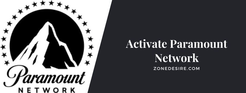 activate Paramount Network