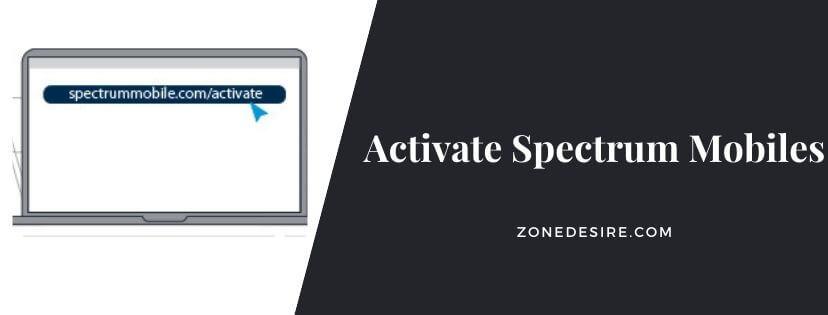 activate spectrum mobiles