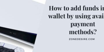 add funds in ps5 wallet