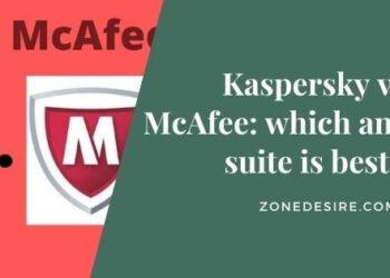Kaspersky vs McAfee