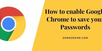 enable Google Chrome