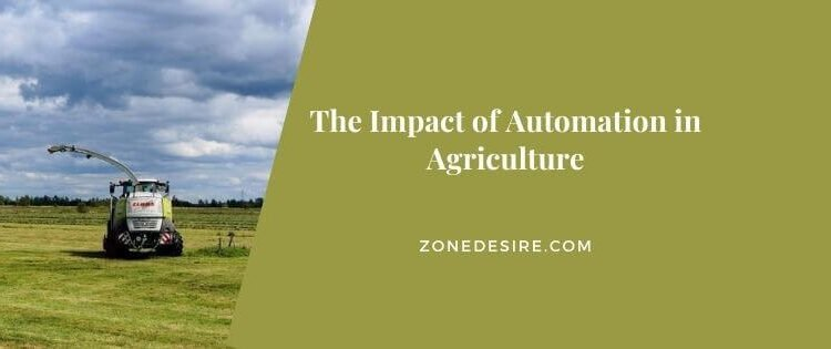Automation in Agriculture
