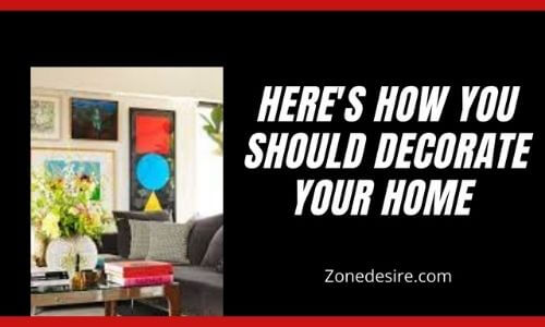 Decorate Your Home banner