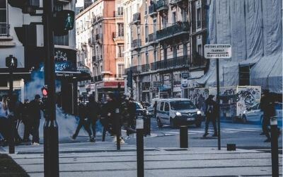Pedestrians Preserve