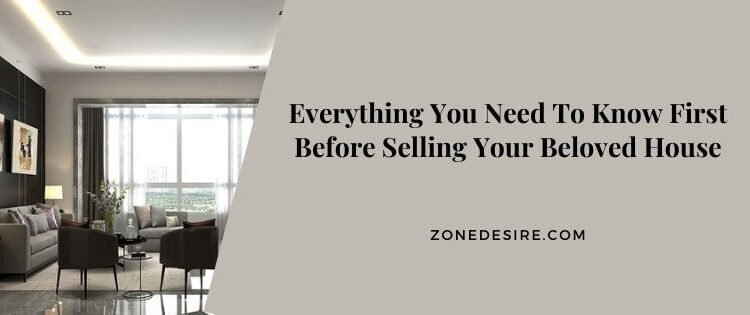 Selling Your Beloved House