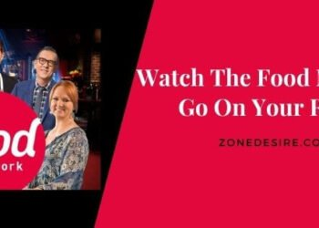 watch the food network go