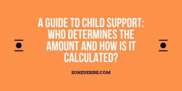 A Guide To Child Support