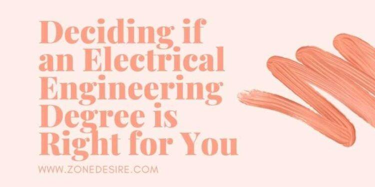 Electrical Engineering Degree