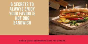 Favorite Hot Dog Sandwich