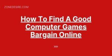 Good Computer Games