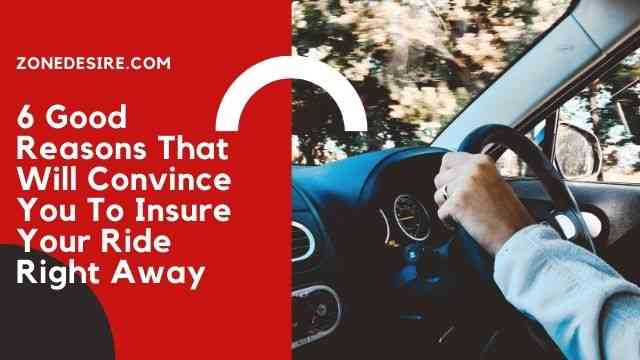 Insure Your Ride