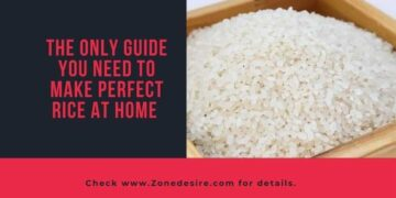 Make Perfect Rice At Home