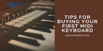 First MIDI Keyboard