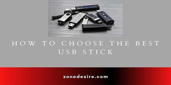 best USB stick