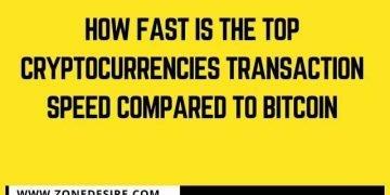 Cryptocurrencies Transaction