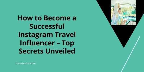 Instagram Travel Influencer