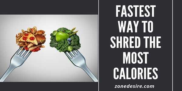 Most Calories