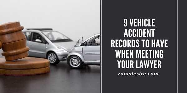 Vehicle Accident Records