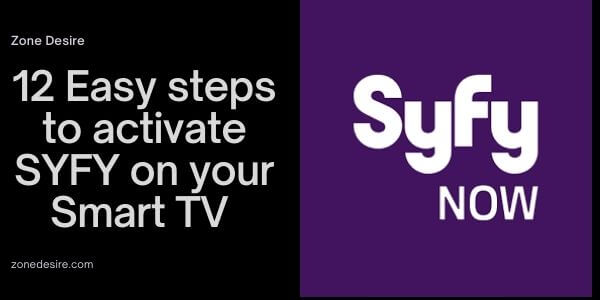 activate SYFY