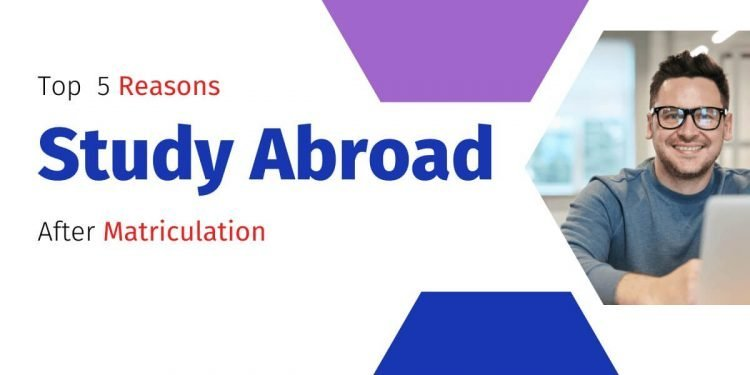 Study Abroad After Matriculation